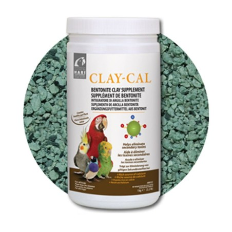 Hari Clay-Cal Supplement