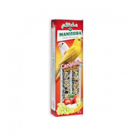 Stick Canarini Mix Frutta 60g.