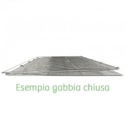 esempio Gabbia cova 90 Portofino chiusa
