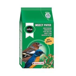 Orlux Insect Patè - Mangime per uccelli insettivori con insetti essiccati