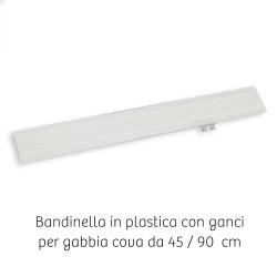 Bandinella in plastica per...