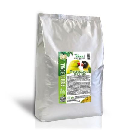Pastoncino Parrocchetti Soft Plus Pineta Zootecnici - Pastone per piccoli e medi pappagalli