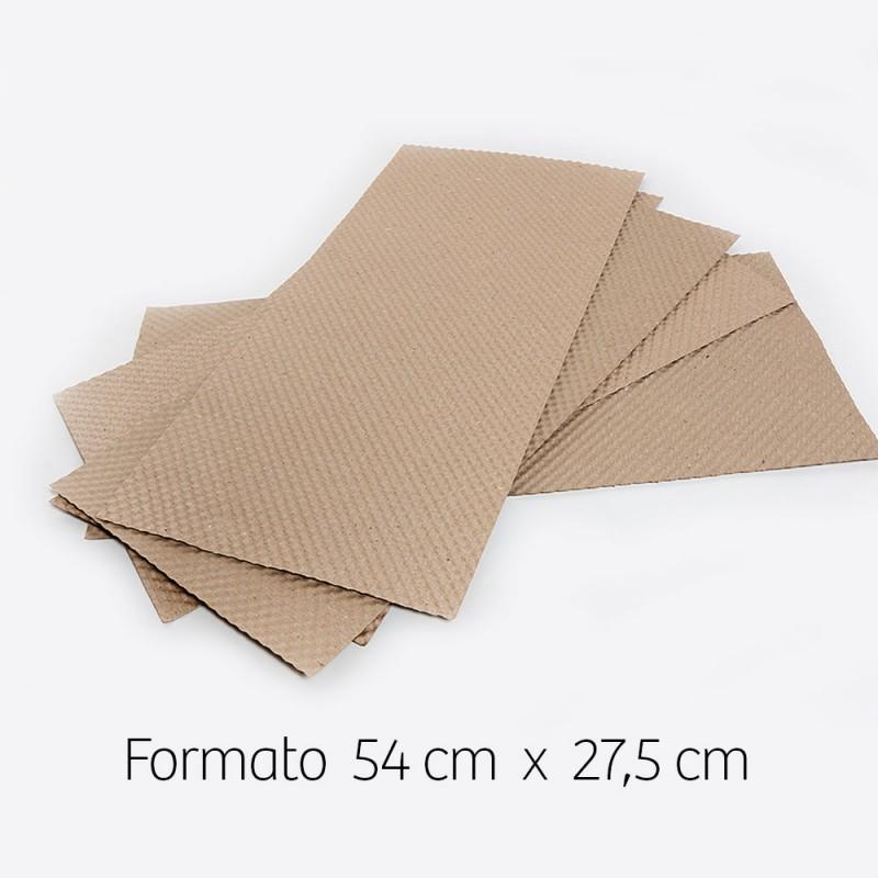 Carta Bulinata per gabbia 58 della 2GR - Formato 54 x 27,5