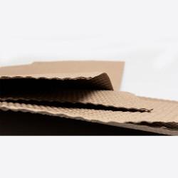 carta bulinata assorbente per cassetti gabbie da cova da 55