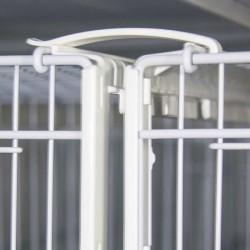 Gancio per unione gabbie cova cm 58 2GR
