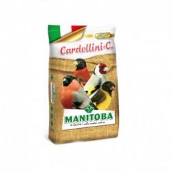 Sacco da 15kg di Cardellino 3000 della Manitoba