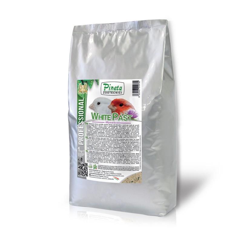 Pastoncino White Past Pineta Zootecnici - Pastone morbido Bianco