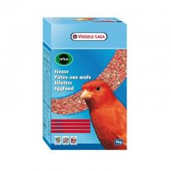 Orlux Allevamento Secco Rosso - Pastoncino rosso all'uovo