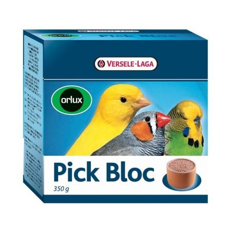 Orlux Pick Bloc - Blocchi di calcio e minerali per piccoli uccelli