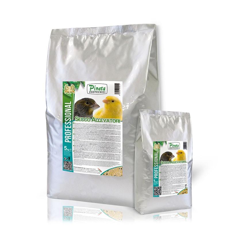 Pastoncino Secco Allevatori - Pastoncino giallo secco per l'allevamento