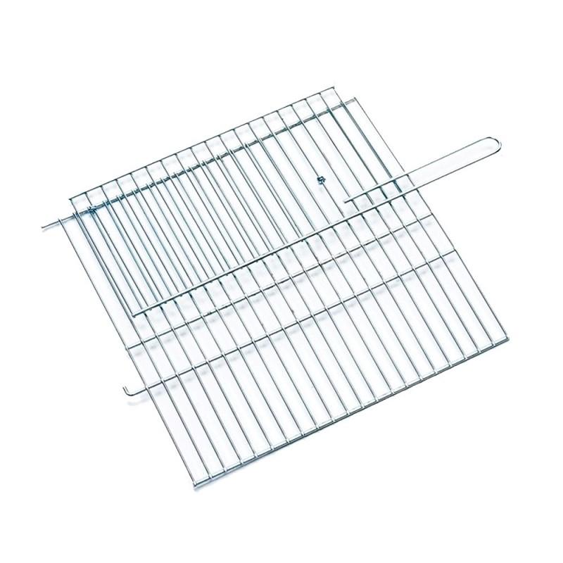 Divisorio in griglia per gabbia da 55/58 cm