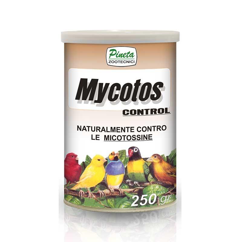 Mycotos Control Pineta Zootecnici limita i danni causati dalle micotossine