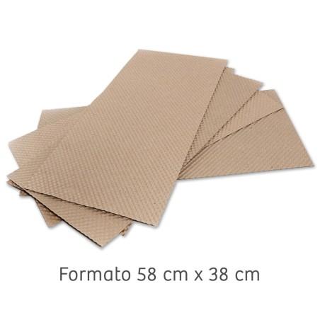 Carta Bulinata per gabbia da 120 - Formato 58 x 38