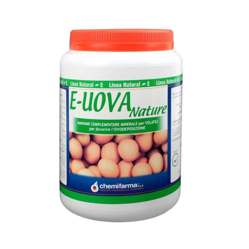 E Uova Chemifarma - Integratore di minerali che favorisce l'ovodeposizione