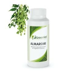 Almaromi Green Vet - Antiparassitario in polvere a base di oli essenziali ed estratti vegetali