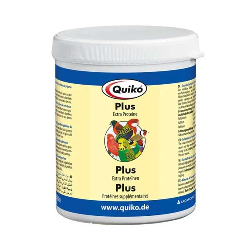 Quiko Plus - Integratore di nutrienti e ricostituente per uccelli