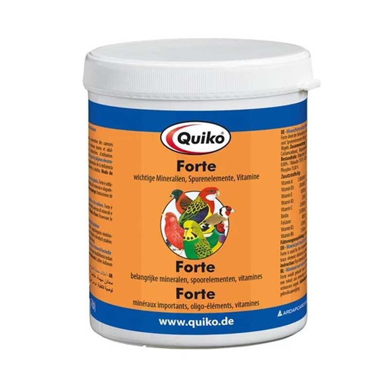 Quiko Forte - Integratore per la fertilità e la deposizione degli uccelli