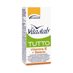 Vitastab Tutto Vitamina E + Selenio Formevet - Stimola la Fertilità e il Canto