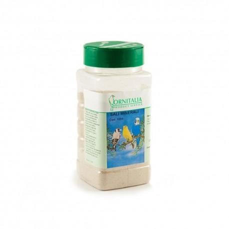 Sali minerali in polvere