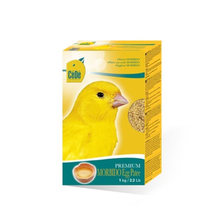 Cedè giallo morbido all'uovo