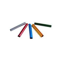 Anellini in alluminio D 12mm - numerati da 1 a 10