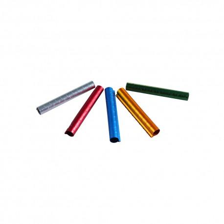 Anellini in alluminio D 8mm - numerati da 1 a 10