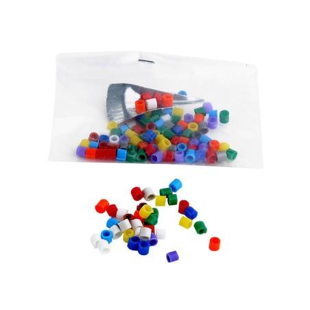 Anellini plastica per uccelli - D 2.8 mm