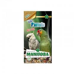 Parrots Life Manitoba