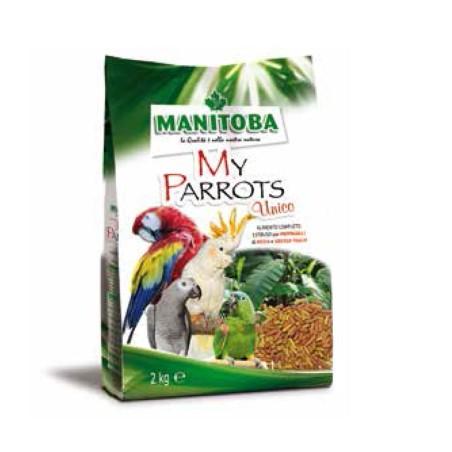My Parrots Unico - Manitoba