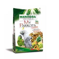My Parrots Sensible - Manitoba