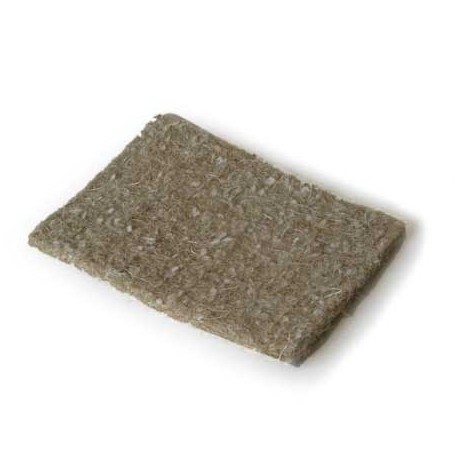 Base per nido in sisal - juta - cotone 10 x 13 cm.