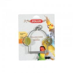 Altalena in plastica con giochi - Zolux