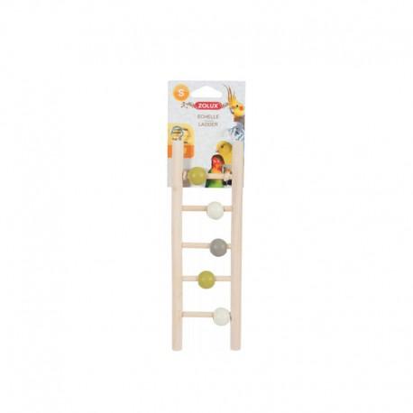 Scaletta in legno con 5 pioli  - Zolux