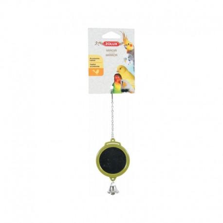 Specchio tondo con campana - Zolux