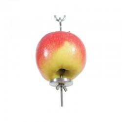 Picco in metallo per frutta da sospendere