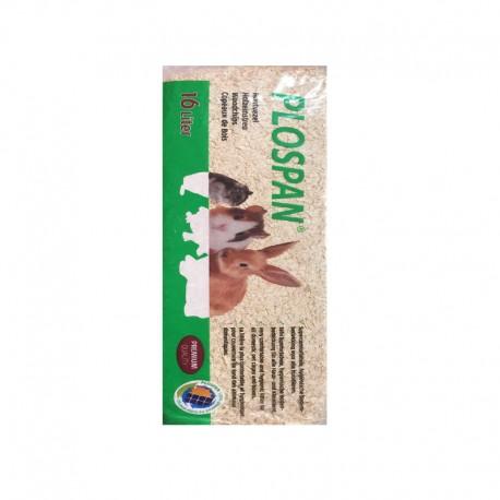 Lettiera in trucioli di legno naturale