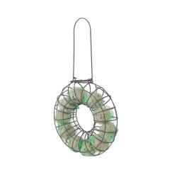 Distributore palle di grasso a forma di anello