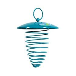 Spirale con tetto per palle di grasso - Colore Azzurro