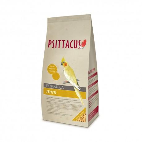Psittacus Formula Mini - Estrusi per Calopsitte e Pappagallini