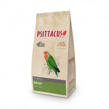 Psittacus Formula Minor - Estrusi per Pappagalli Inseparabili