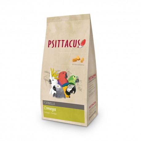 Psittacus Formula Omega - Estrusi per giovani pappagalli