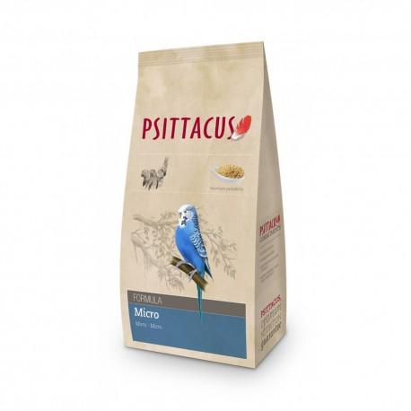 Psittacus Formula Micro - Estrusi per pappagalli ondulati