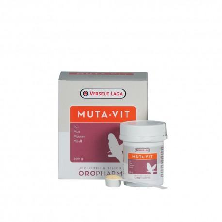 Muta Vit Oropharma - Vitamine per la muta di uccelli e pappagalli