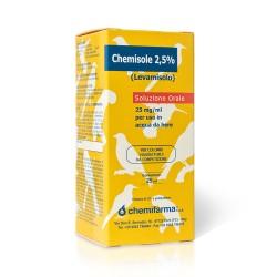 Chemisole 2,5% - Chemifarma