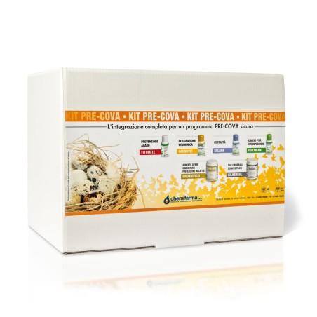 Kit PreCova Chemifarma