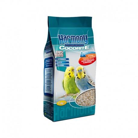Pappagallini e Cocorite Miscela semi busta da 1kg